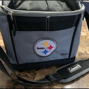 Steelers cooler